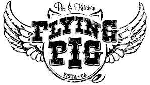flyinf pig